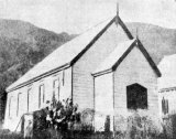 Te Aroha Methodist Church, 1881
